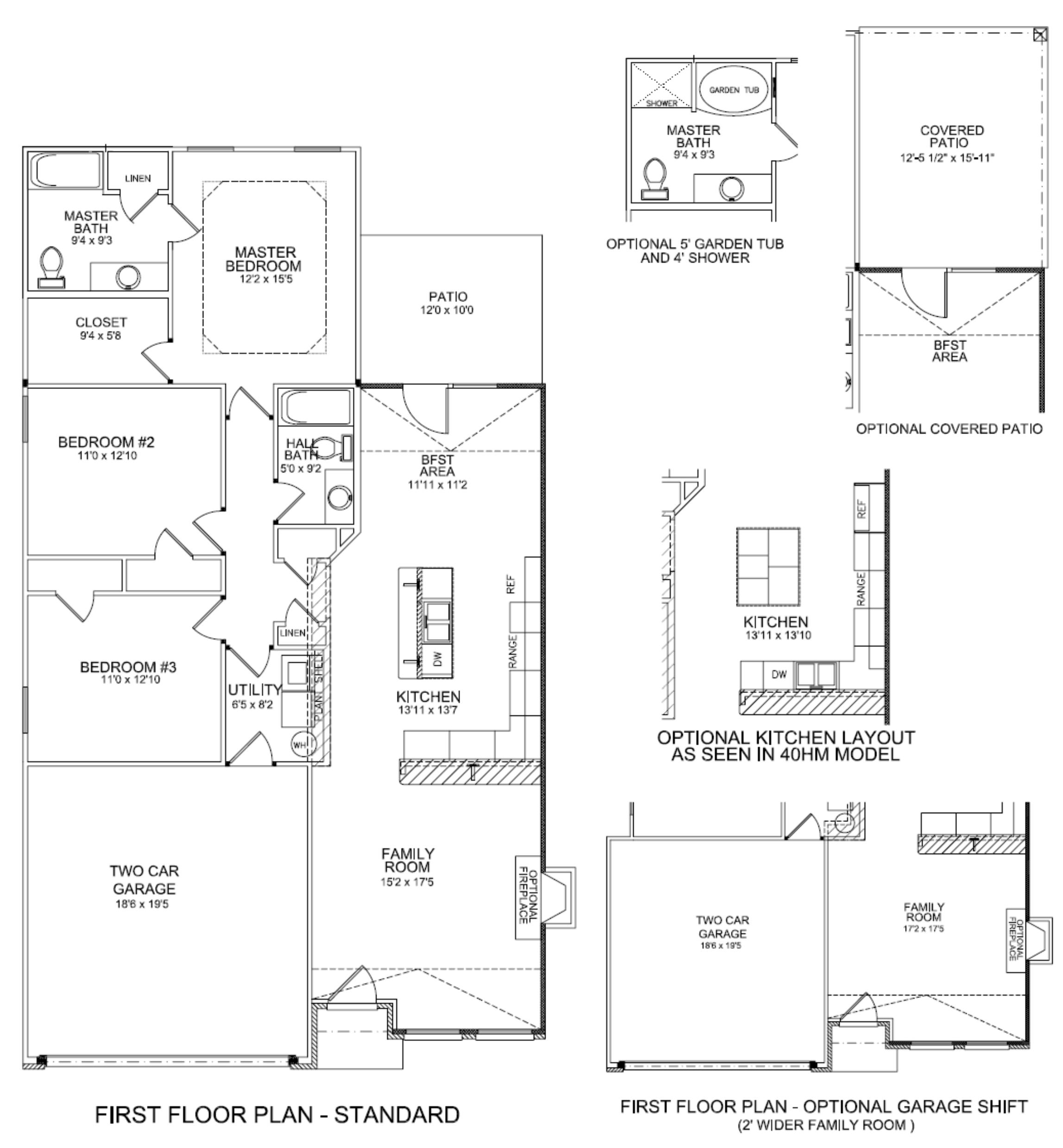 Floor plans coventry ii louisville kentucky real estate for Coventry plan