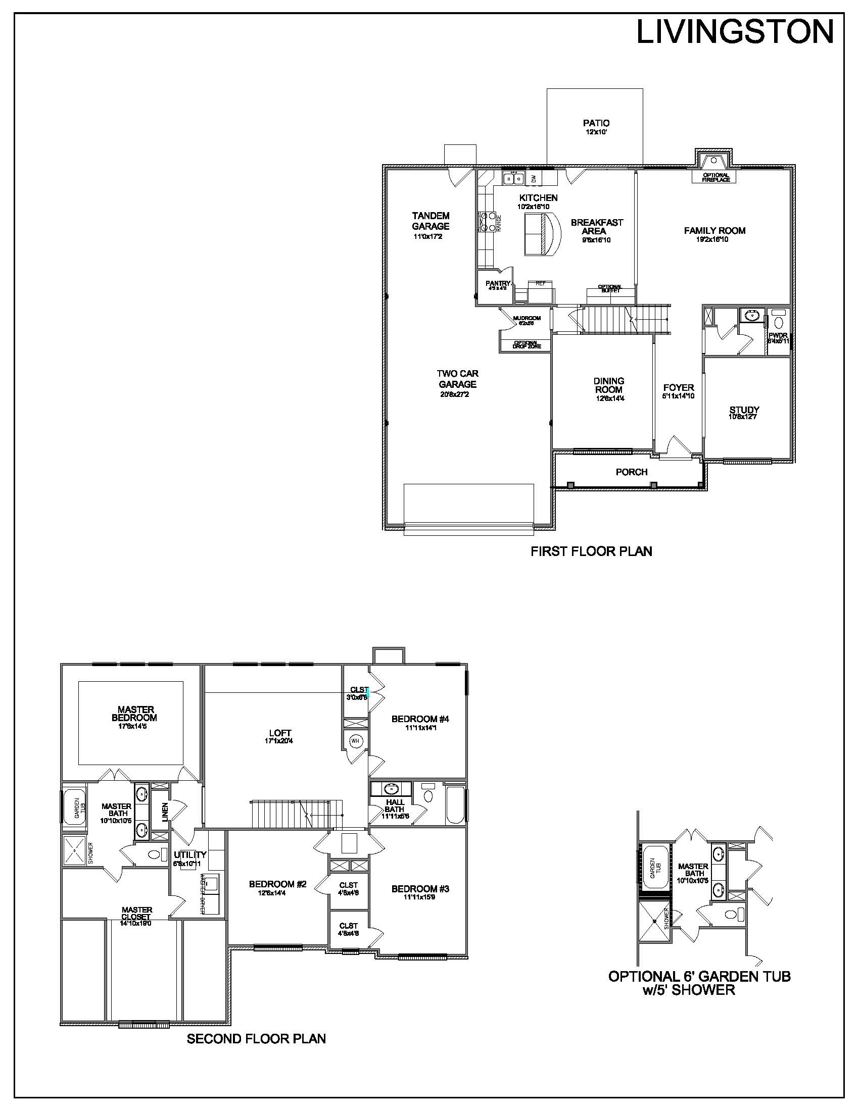 Home Floor Plans Knoxville Tn Family Homes Knoxville Tn