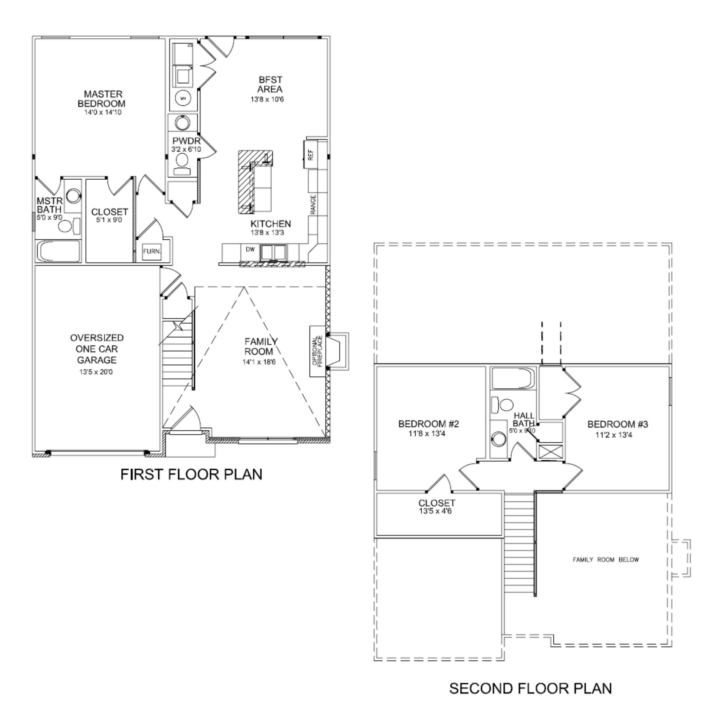 Plan louisville ky centex home builders the on floor plans louisville