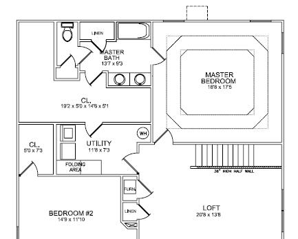 How To Read A Floor Plan on 1 bedroom floor plans