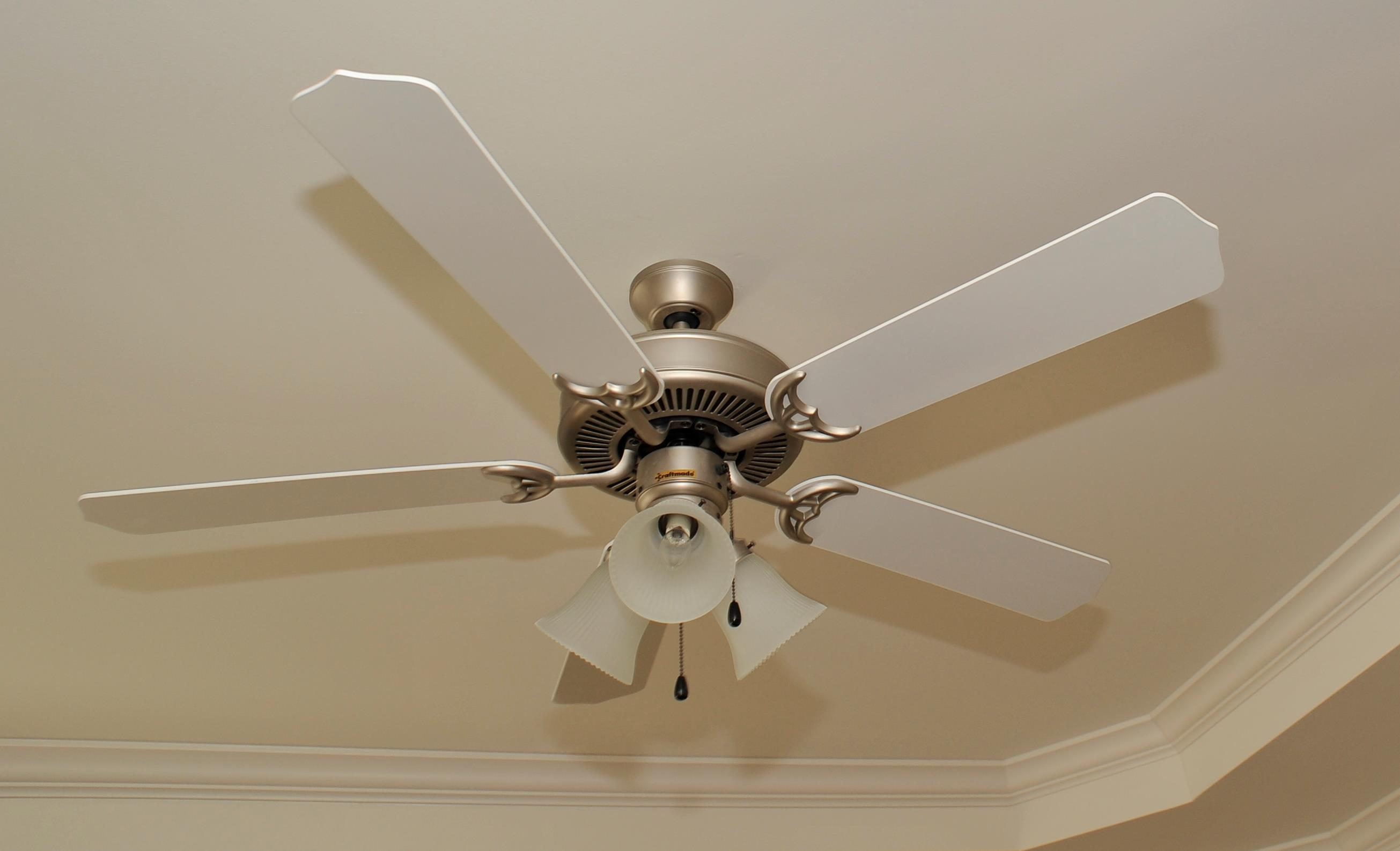 3 Benefits Of Ceiling Fans In Your New Home