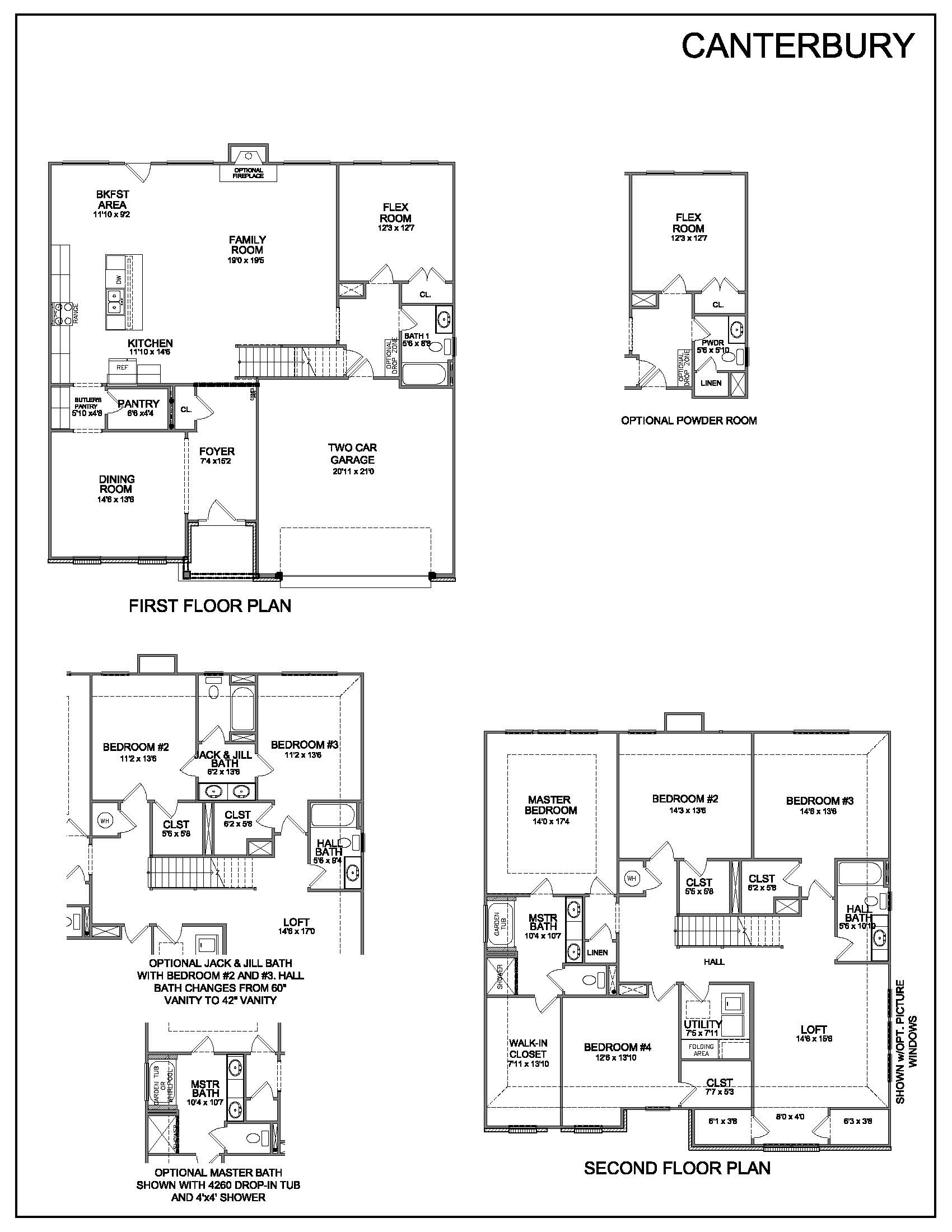 Canterbury floor plan gurus floor Canterbury floor plan