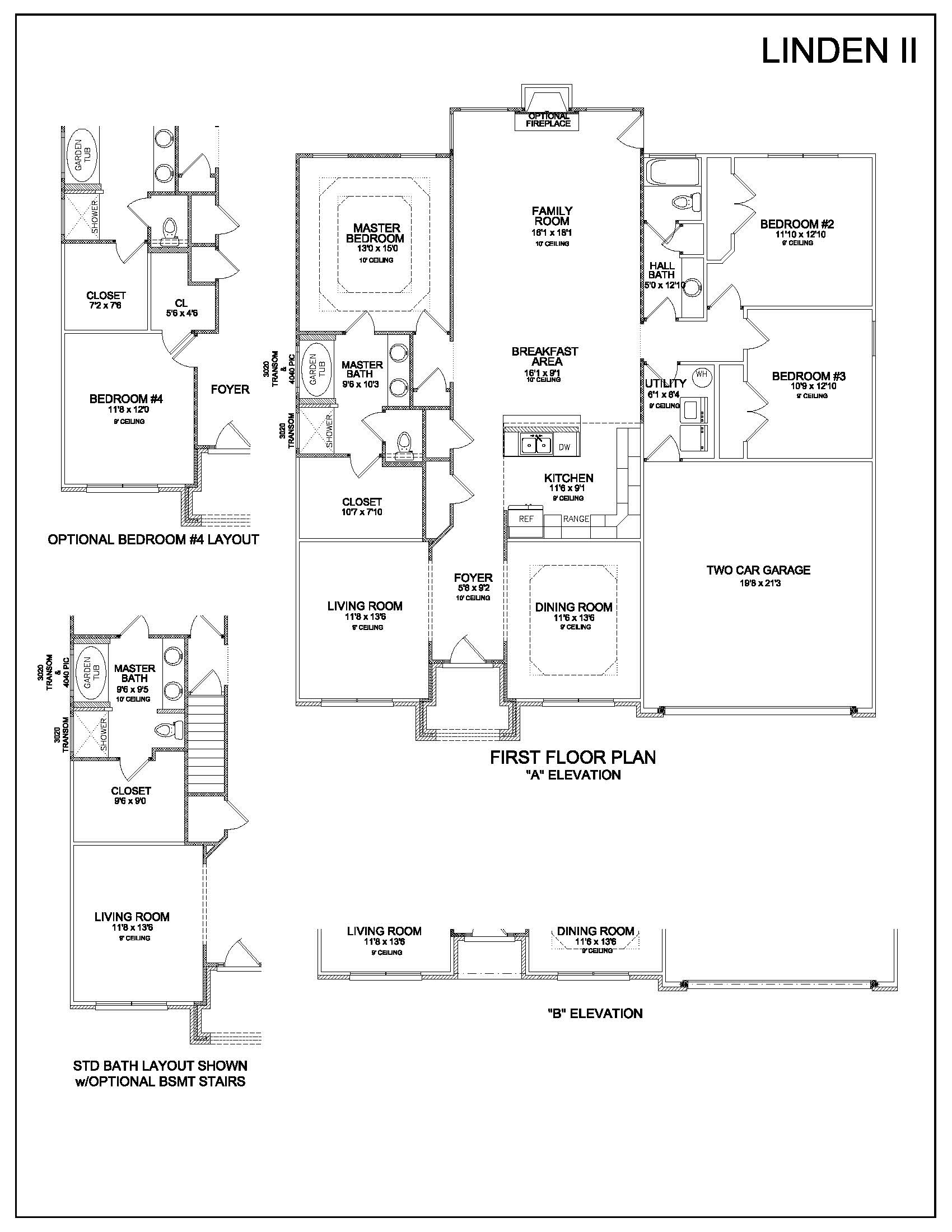 Linden Floor Plan 28 Images Factory