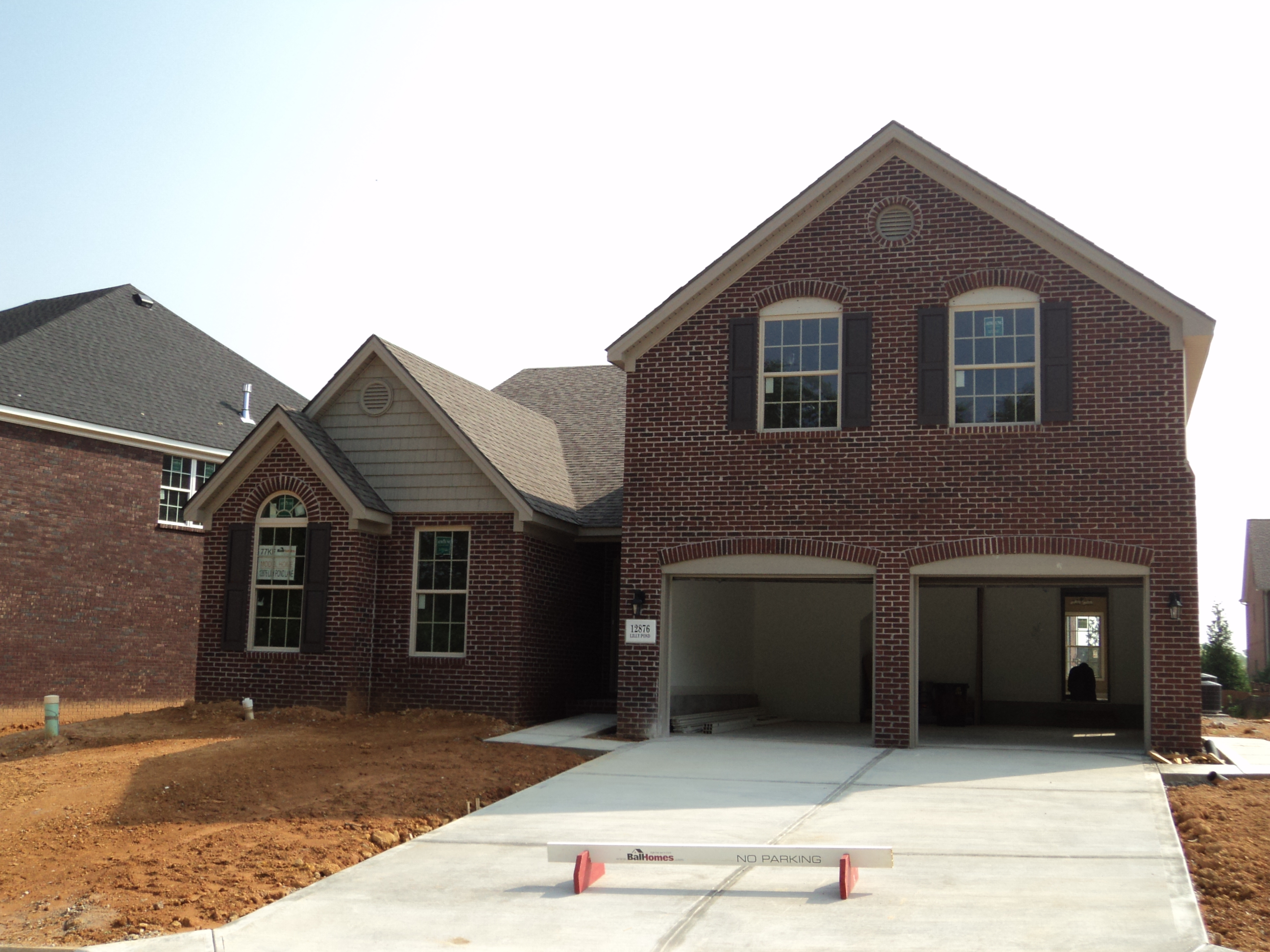Ball homes knoxville tn home review for Home builders in knoxville tennessee