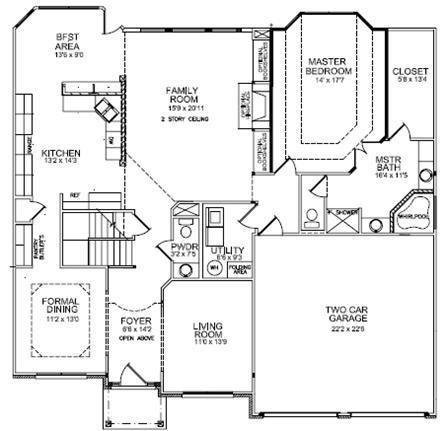 Ball Homes Offers Award Winning Floor Plans
