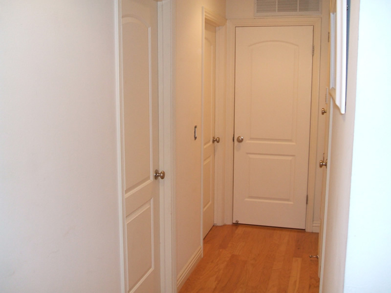 Selection options for Styles of interior doors