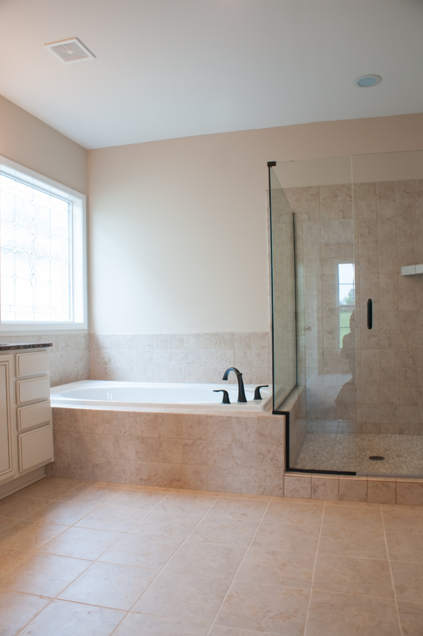 Show homes bathrooms show home room by room hampton for Show home bathrooms